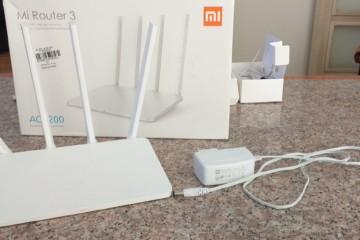 MI Router 3 комплектация