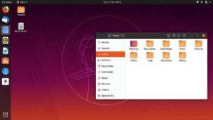Графическая оболочка под «Линукс»
