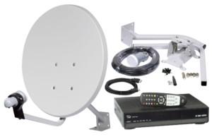Обзор комплекта оборудования, которое нужно подключить для работы сети