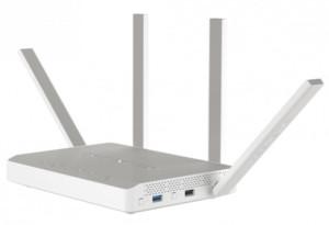Оптический терминал с wifi Ростелеком от Keenetic Ultra KN-1810 (Premium версия)
