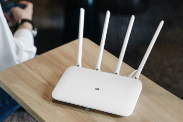 Подключение Xiaomi Mi Wi-Fi Router 4 к компьютеру