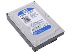 Хороший WD-диск на 1 терабайт для Wi-Fi хранилища