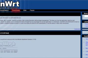 Использование OpenWRT позволяет эффективно управлять роутером