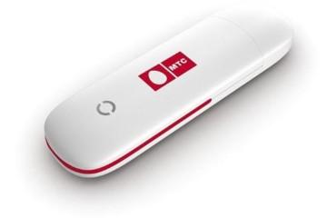Обычный модем от «МТС» выглядит как простая флешка, подключаемая по USB