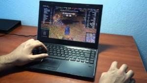 С плохим интернетом через wifi часто сталкиваются на дешевых ноутбуках Dell