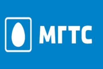 Эмблема компании МГТС