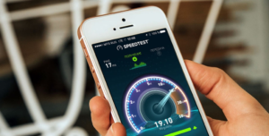 Проверка Speedtest доступна даже на телефоне