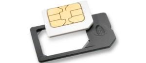 Для планшетных ПК требуются специальные сим-карты