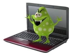 Долго ловиться сеть на ноутбуке может из-за вирусов на нем или на роутере