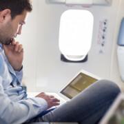 Интернет на борту Аэрофлота